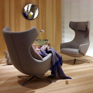 Grand Repos Lounge Chair by Anotnio Citterio for Vitra