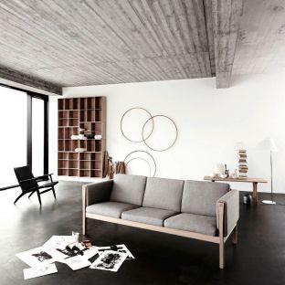 CH163 3 Seat Sofa