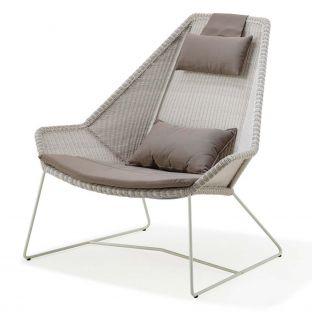 Breeze High Back Lounge Chair