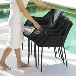 Breeze Stacking Chair