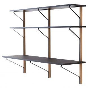 Kaari Shelf With Desk