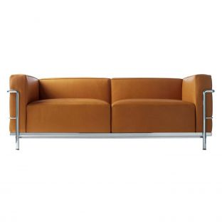 LC3 2 Seat Sofa