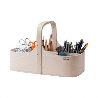 Koppa Small Basket Box