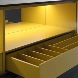 Gallery Low Sideboard 240cm