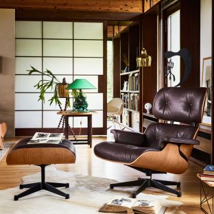 Eames Lounge Chair Cherry