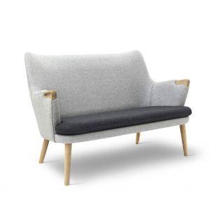 CH72 2 Seat Sofa
