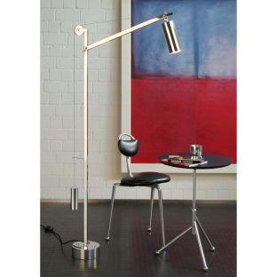 Bauhaus Counterweight Floor Lamp by Tecnolumen
