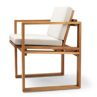 BK10 outdoor chair by Bodil Kjaer for Carl Hansen and Son