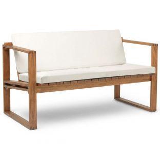 BK12 outdoor Sofa by Bodil Kjaer for Carl Hansen and Son