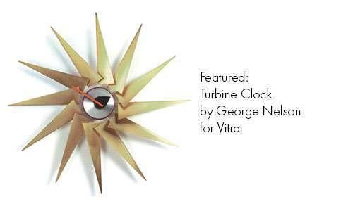 Featured: Tubine Clock