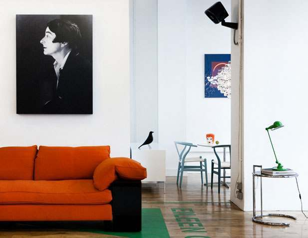 Aram holds the worldwide licence for Eileen Gray designs